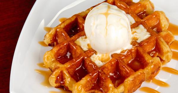 25 marzo, il giorno dei waffle
