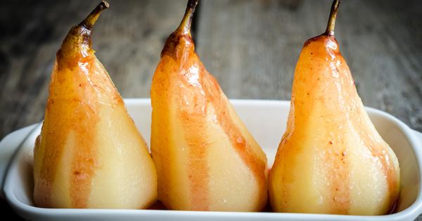 La pera e i suoi abbinamenti