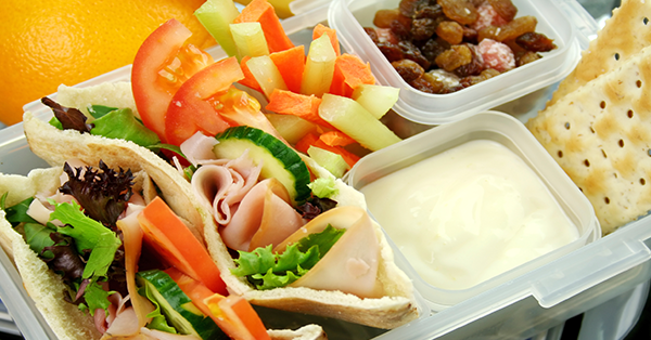 Intolleranza al glutine: il pranzo in ufficio gluten free