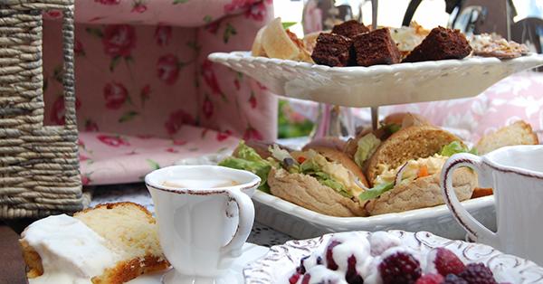 Il tè delle cinque: dal dolce al salato le nuove tendenze food