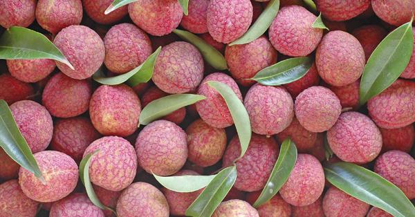 Litchi, un boccone pieno di sapore