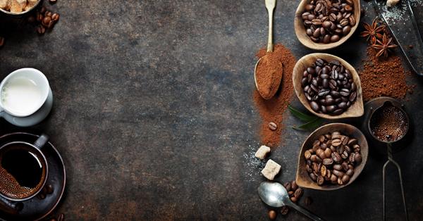 Intolleranza al glutine: la farina di caffè e di castagne