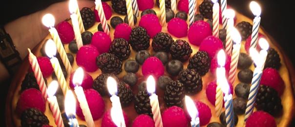 Compleanno: perché si usano le candeline sulla torta?