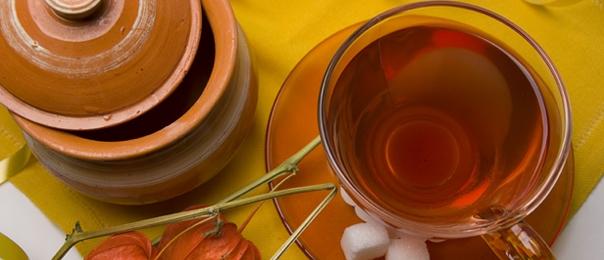 Coccolati con tè aromatici e tisane