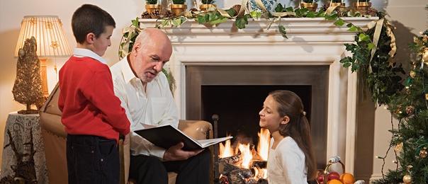 Il Natale dei nonni