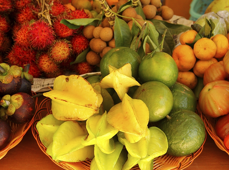 I frutti esotici meno conosciuti