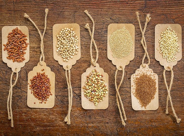 Intolleranza al glutine: piccola guida agli alimenti apparentemente gluten free