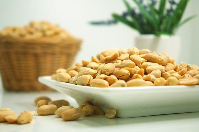Scoprite le ricette che hanno come protagoniste le arachidi salate