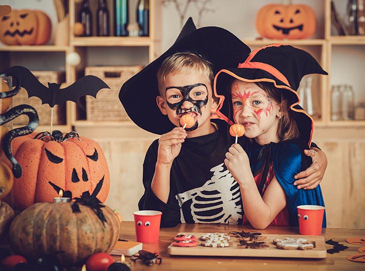 Sacchettini pipistrello: l'idea regalo giusta per Halloween