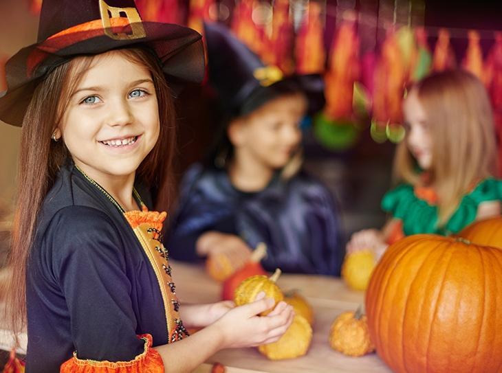 Aperitivo di Halloween per bambini: spazio alla creatività