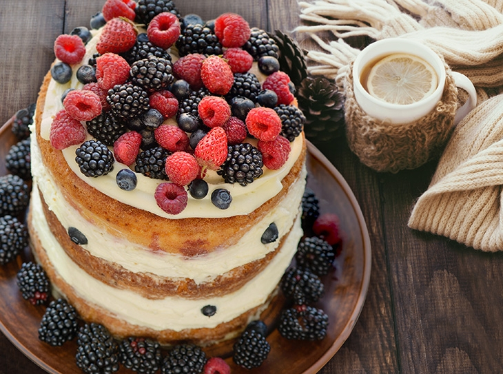 Intolleranza al glutine: idea per un dolce naturalmente buono