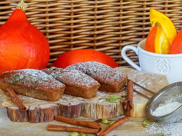 Financier, da non confondere con i muffin…