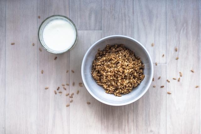 Porridge all'avena: delizia inglese per colazione