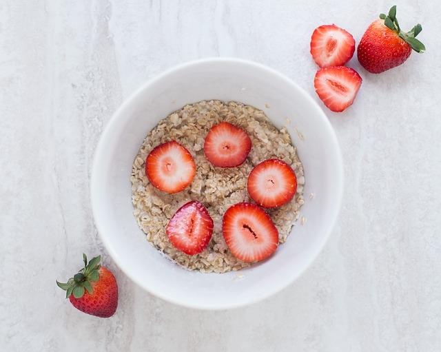 Porridge freddo o overnight oatmeal