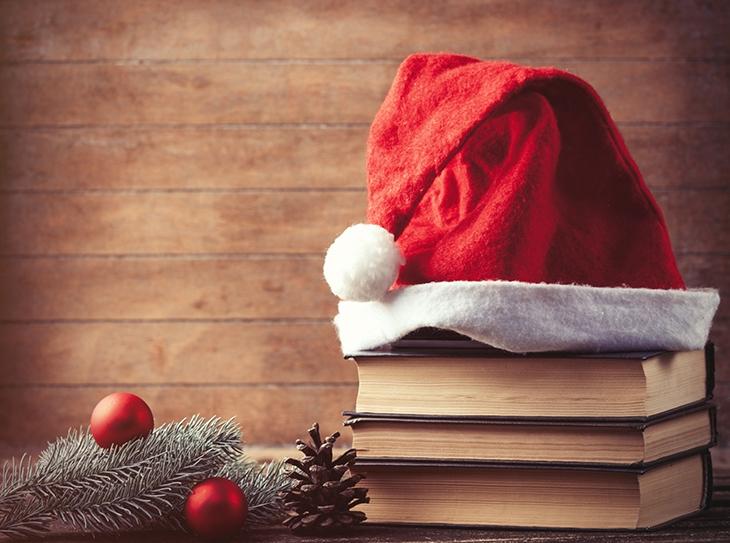 Libri sotto l'albero!
