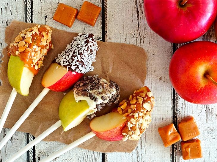 In pochi minuti, 3 dessert golosi con la frutta