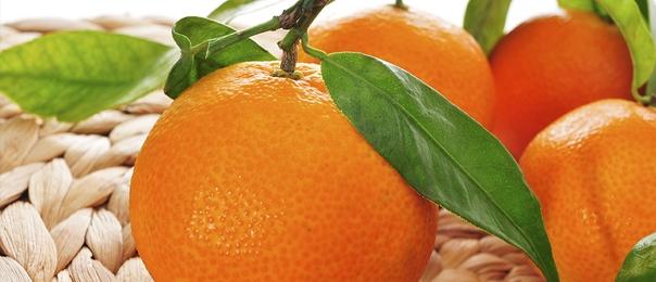 Il Mandarancio: un po' arancia, un po' mandarino