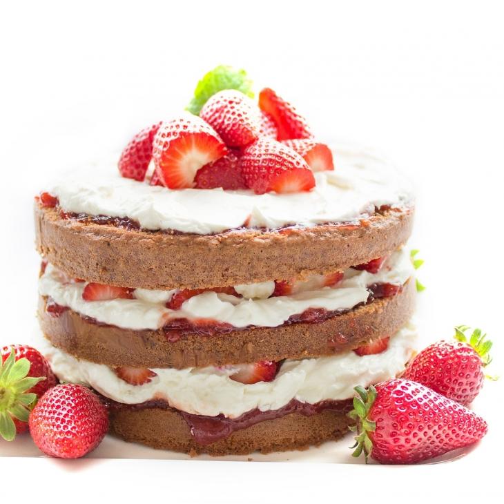 Come decorare la naked cake? 5 modi facili e chic