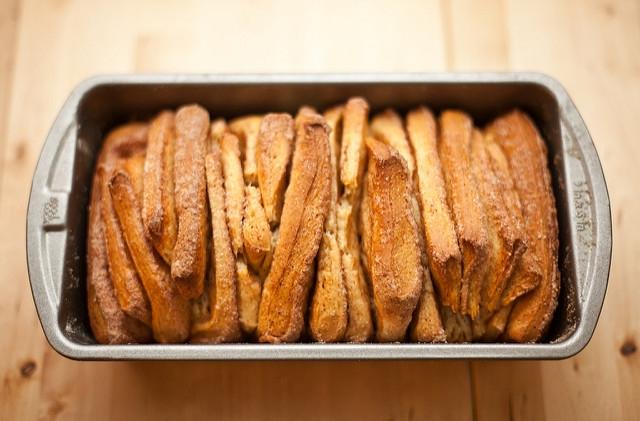 Pull apart bread alla cannella: la ricetta americana del pane dolce aromatizzato
