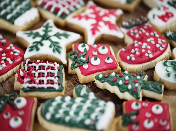 5 idee creative per addobbare la tavola per Natale