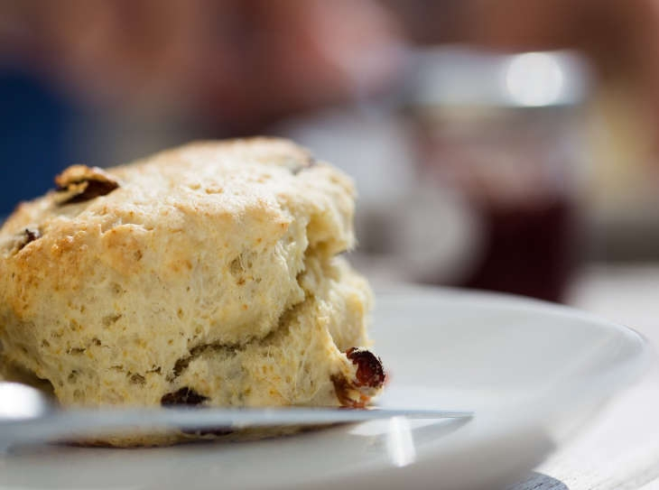 5 gustose ricette per preparare scones salati vegetariani