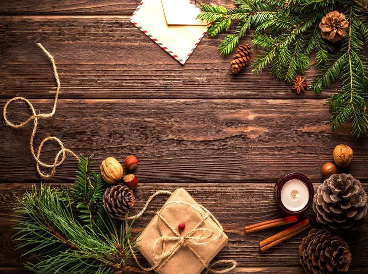 Segnaposto fai date per la notte di Capodanno: scintillanti ed economici