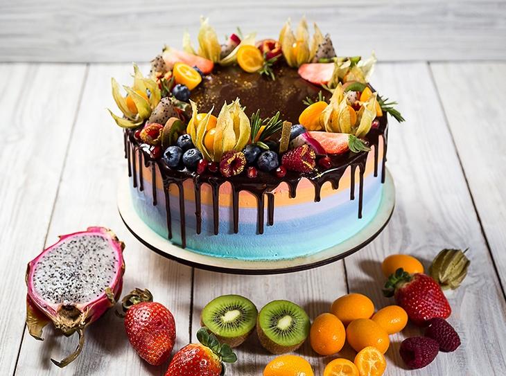 Le tendenze 2018 nelle torte