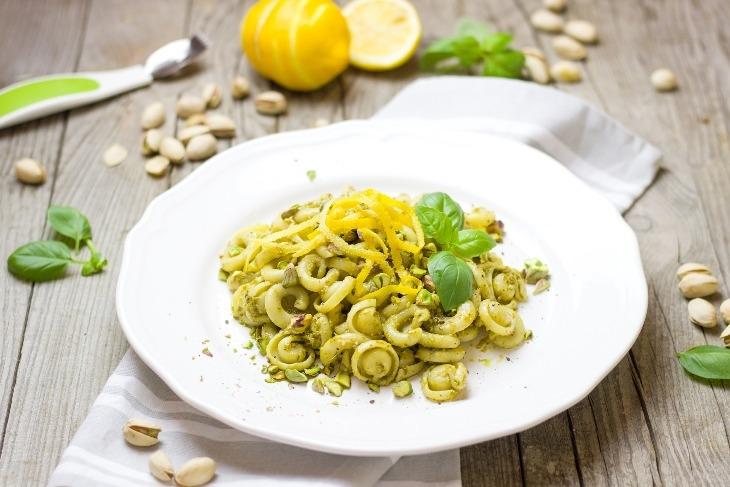 I pistacchi siciliani: 6 ricette salate originali e particolari made in Italy