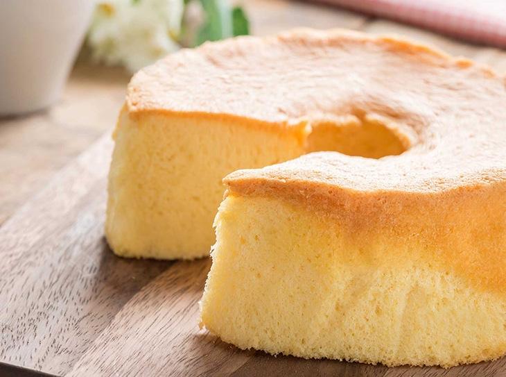 Alla scoperta della chiffon cake