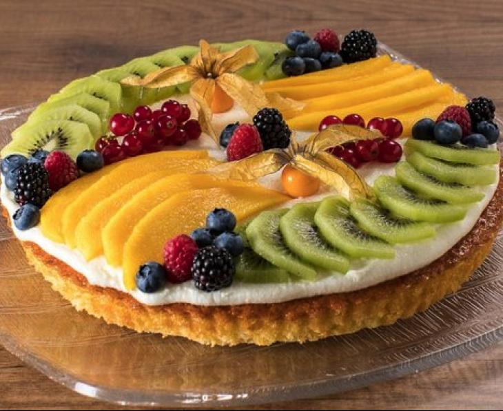 Crostata di frutta: come realizzare una base morbida e soffice