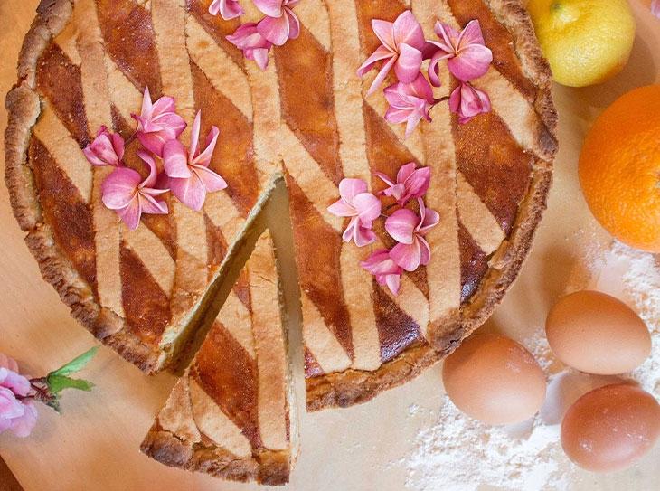 Pastiera d'Italia: un dolce mitico!