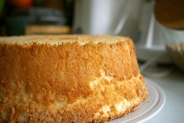 Agnel cake: la ricetta originale americana del soffice dolce degli angeli