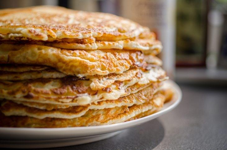 Pancake: non solo dolci! Ecco come farcirli con ripieni salati
