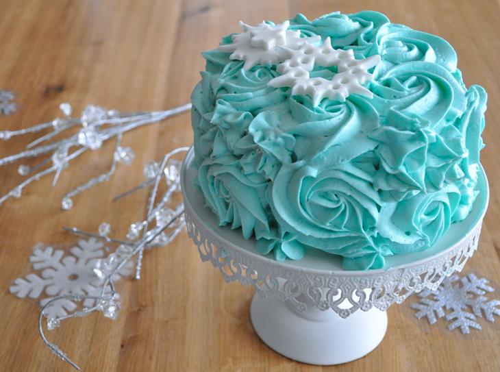 4 Idee Di Golose Torte Di Compleanno Invernali