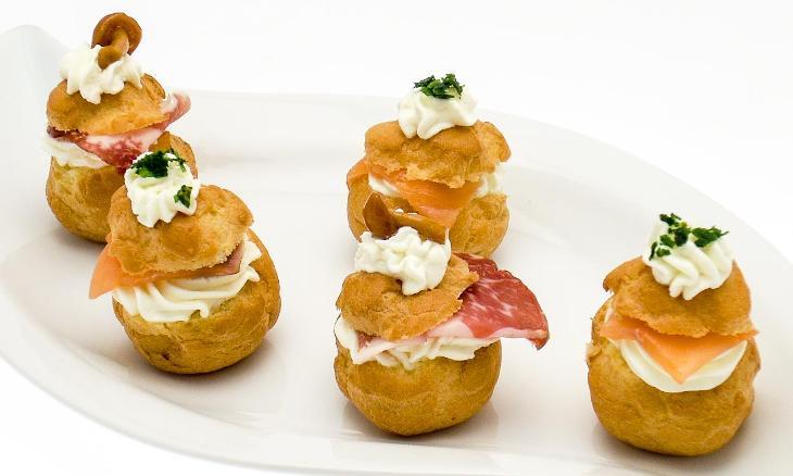 Zeppole di San Giuseppe: 5 idee per farcire i bignè per la festa del papà con ripieni salati