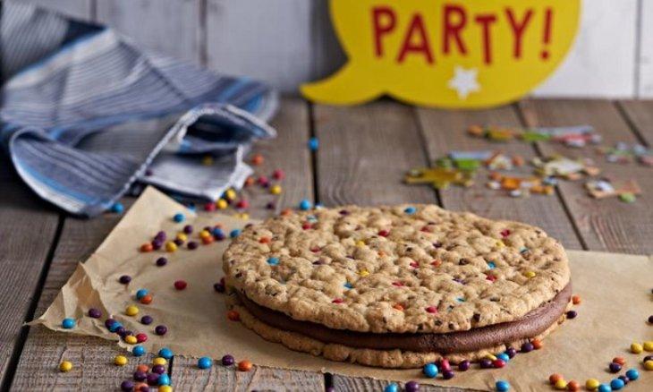 Torta cookies: come rendere unica la colazione e la merenda dei bambini