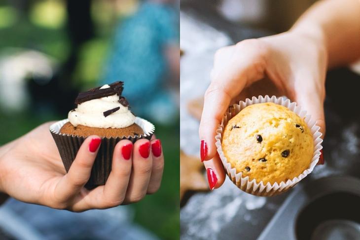 Muffin o cupcake: ecco le differenze e le caratteristiche dei dolcetti a forma di fungo