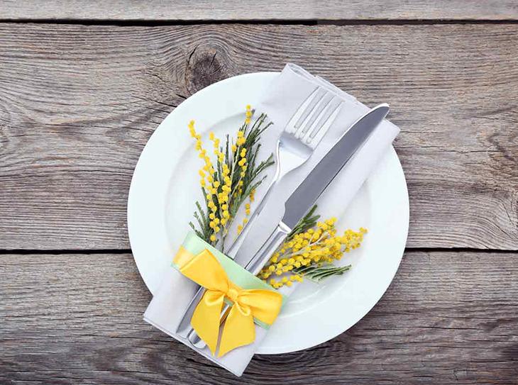 8 marzo: la festa con le amiche si tinge di giallo