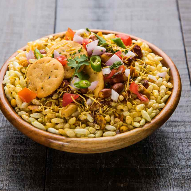 Riso soffiato: idee dal mondo per ricette salate