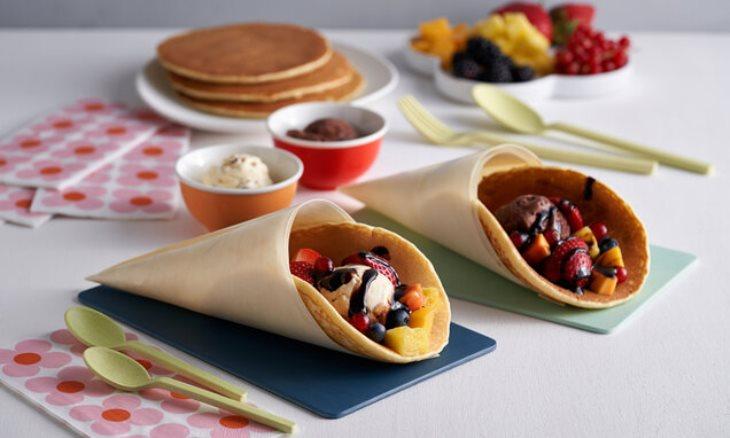 Pancakes originali: 5 ricette per condire il dolce come non avete mai fatto