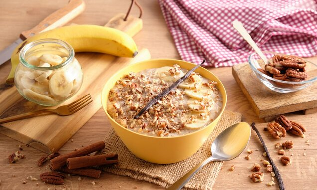 Ricette con Vitalis Porridge: 4 gustosissime idee da realizzare in pochi minuti!