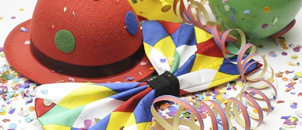 Con coriandoli e stelle filanti, i lavoretti di Carnevale!