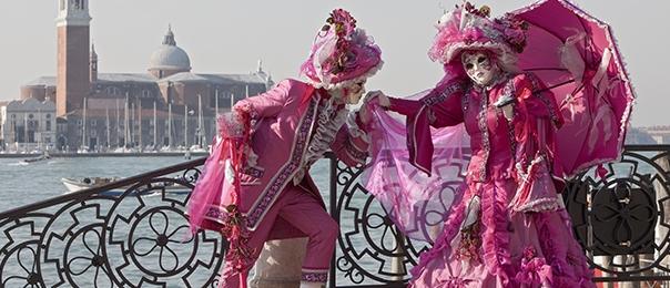 Italia: alla scoperta del Carnevale