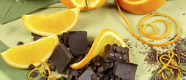 Scorzette d'arancia candite: quel tocco in più