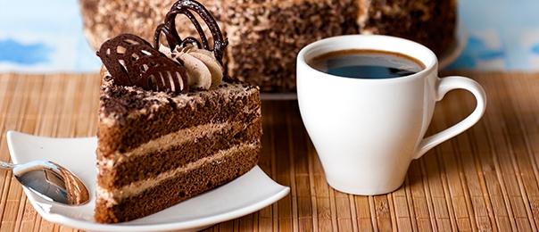 Caffè: dalla tazzina al dolce