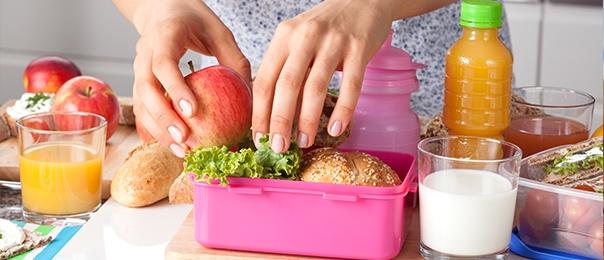 Pranzi fuori casa? Idee e consigli per una perfetta lunch box