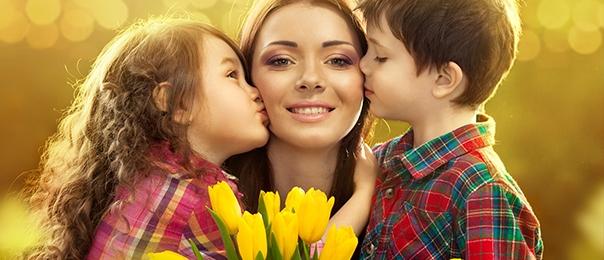 Festa della mamma: origini e dolci ricette