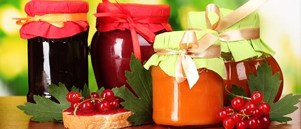 Primavera: voglia di marmellate e confetture fatte in casa