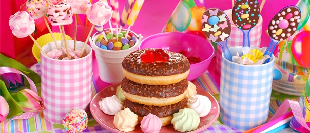 Candy party: una merenda american style