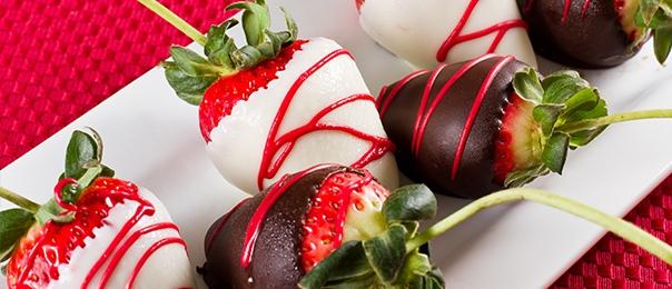 Cioccolato: provalo con la frutta fresca